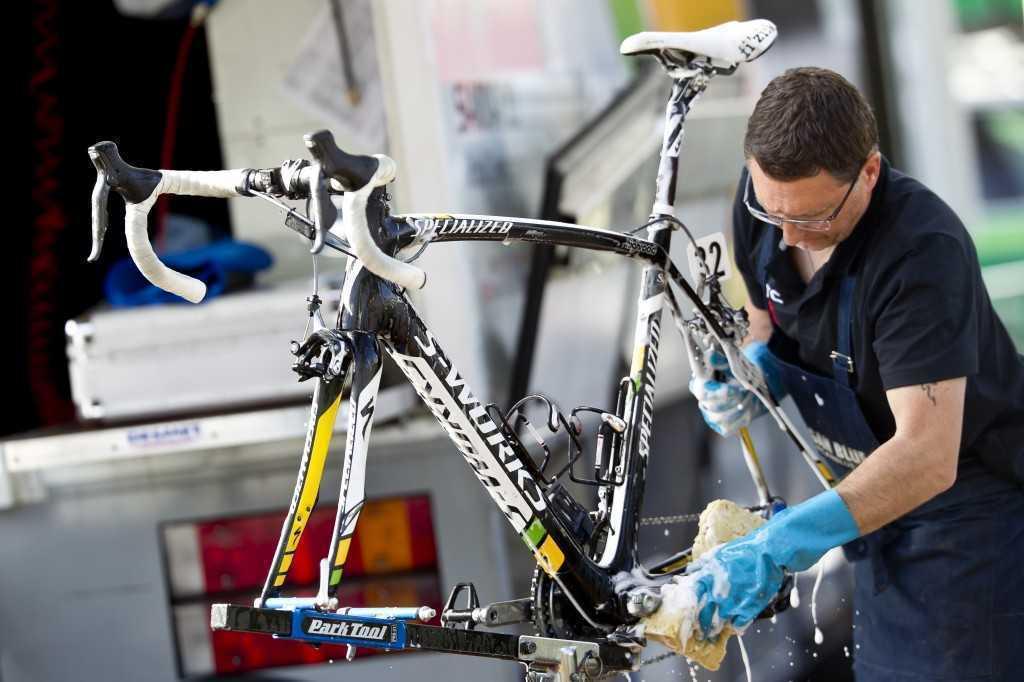 Спортивный велосипед ремонт своими руками 79