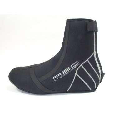 Защита 8-7202059 обуви Winter Neoprene L размер 43-44 черная AUTHORВелообувь<br>NEW, выполнена из неопрена толщиной 4мм - эластичного и водонепроницаемого материала, обеспечивает защиту от ветра и оптимальный отвод влаги и пота, укрепленные носки, застежка на липучке и молнии, для всех типов педалей, светоотражающие элементы для дополнительной безопасности, блистер<br>