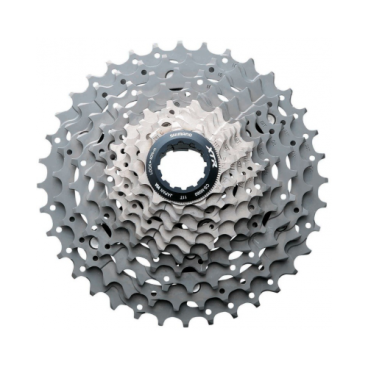 Кассета для велосипеда Shimano XTR M980, 10 скоростей, 11-34 зубца ICSM98010134Кассеты<br>Кассета XTR, M980, 10ск, 11-34<br>