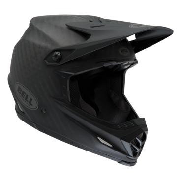Велошлем Bell FULL 9 matte black carbon XL(59-61см) матовый черный BE2041608Велошлемы<br>Велошлем Bell FULL 9 matte black carbon <br><br>Корпус полностью из карбона<br>Вентиляция верхней части головы<br>Съемные подщечные надставки на магнитах<br>Встроенное крепление для камеры<br><br>Цвет матовый черный<br>Вес 1050 грамм<br>Размер - XL(59-61) <br>Артикул BE2041608<br>