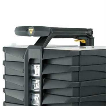 Футляр TOPEAK PrepStation Travelcase. для мобильной мастерской. TPS-01PBВелоинструменты<br>Отлично подходит для хранения или транспортировки набора инструментов PrepStation<br>