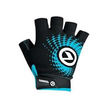 Перчатки KELLYS IMPACT SHORT Lycra, чёрный/синий, M, Gloves IMPACT SHORT Lycra black-blue, MВелоперчатки<br>Благодаря тому, что&amp;nbsp;перчатки IMPACT SHORT&amp;nbsp;изготовлены из лайкры, эта модель имеет отличную посадку, сидит на руке как вторая кожа.&amp;nbsp;  Новая конструкция ладони оптимизирует хват руля. На стороне ладоней нанесены силиконовые принты для обеспечения наилучшего контроля.&amp;nbsp;  Для простого и быстрого одевания сторона ладони имеет удлиненный язычок с силиконовым логотипом.&amp;nbsp;  Браслет с липучкой на запястье&amp;nbsp;обеспечивает надежную фиксацию&amp;nbsp;и дает возможность регулировки&amp;nbsp;по&amp;nbsp;размеру&amp;nbsp;запястья.&amp;nbsp;  В области большого пальца вставка из махрового материала.&amp;nbsp;  Тыльная сторона украшена ярким изображением логотипа компании KELLYS.     Перчатки&amp;nbsp;KELLYS IMPACT SHORT Lyra:  Материал:&amp;nbsp;лайкра.  Тип:&amp;nbsp;без пальцев.  Цвет:&amp;nbsp;чёрный/синий.  Размер:&amp;nbsp;М.<br>