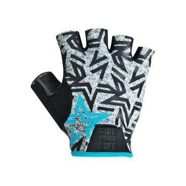 Перчатки KELLYS IMPULS short, без пальцев, голубые, M, Gloves IMPULS short sky blue MВелоперчатки<br>Велоперчатки - это не просто красивый аксессуар или часть экипировки. Перчатки - это элемент безопасности и защиты.  В&amp;nbsp;перчатках KELLYS IMPULS short&amp;nbsp;Вы будете держать байк под абсолютным контролем. Ладонь из не скользящего материала AMARA (синтетическая кожа) вкупе с гелевыми накладками и силиконовым принтом дают 100 процентное сцепление с рулем.  В перчатках KELLYS IMPULS short Вы навсегда забудете о мозолях на ладонях, и ничто не заставит Вас отказаться велопробега.  Перчатки KELLYS IMPULS short бесспорно защитят ладони от ссадин при внезапном падении с байка. Асфальтная болезнь - прерогатива не только для детей!  IMPULS short имеют слегка удлиненную сторону ладони - так называемый язычок - для легкого одевания перчатки, в области большого - махровый материал.     Перчатки&amp;nbsp;KELLYS IMPULS short:  Материал:&amp;nbsp;полиэстер, синтетическая кожа.  Тип:&amp;nbsp;без пальцев.  Цвет:&amp;nbsp;голубой.  Размер:&amp;nbsp;М.<br>