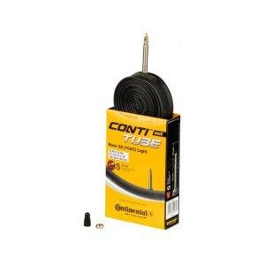 Камера для велосипеда Continental Race 28 Light, 18-622/25-630, S42, 01818210000Камеры для велосипеда<br>Race 28 Light, 18-622 -&gt; 25-630, S42<br>