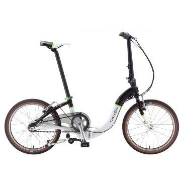 Складной велосипед DAHON Ciao i7 2015Cкладные<br>DAHON Ciao i7 2015<br>Этот велосипед для городских покупок превращает в пустяк подскакивание на неровностях дороги. Безопасный и устойчивый. Благодаря низкому центру тяжести это прекрасный компаньон для начинающих кататься и тех, кто не любит трудностей при посадке и слезании с велосипеда. Теперь с 7 передачами в планетарной втулке Shimano, Ciao i7 - превосходный велосипед для города и пригорода.  <br><br><br><br><br><br><br>Общие характеристики<br><br><br>Модель<br>2015 года<br><br><br>Тип<br>для взрослых<br><br><br>Область применения<br>городской<br><br><br>Вес велосипеда<br>12.5 кг<br><br><br>Рама, вилка<br><br><br>Материал рамы<br>алюминиевый сплав<br><br><br>Складной<br>да<br><br><br>Конструкция вилки<br>Жесткая<br><br><br>Конструкция рулевой колонки<br>полуинтегрированная, безрезьбовая<br><br><br>Колеса<br><br><br>Диаметр колес<br>20 дюймов<br><br><br>Наименование покрышек<br>Dahon Custom, 20x1.75<br><br><br>Материал обода<br>алюминиевый сплав<br><br><br>Двойной обод<br>нет<br><br><br>Торможение<br><br><br>Наименование переднего тормоза<br>Winzip Smooth <br><br><br>Тип переднего тормоза<br>V-Brake<br><br><br>Уровень переднего тормоза<br>прогулочный<br><br><br>Наименование заднего тормоза<br>Winzip Smooth<br><br><br>Тип заднего тормоза<br>V-Brake<br><br><br>Уровень заднего тормоза<br>прогулочный<br><br><br>Трансмиссия<br><br><br>Планетарная втулка<br>да<br><br><br>Количество скоростей<br>7<br><br><br>Уровень заднего переключателя<br>начальный<br><br><br>Наименование заднего переключателя<br>Shimano Nexus 7/<br><br><br>Уровень манеток<br>начальные<br><br><br>Наименование манеток<br>Shimano Nexus 7<br><br><br>Конструкция манеток<br>вращающаяся ручка<br><br><br>Уровень каретки<br>прогулочные<br><br><br>Наименование каретки<br>CH<br><br><br>Конструкция каретки<br>неинтегрированная<br><br><br>Тип посадочной части вала каретки<br>квадрат<br><br><br>Уровень кассеты<br>прогулочные<br><br><br>Наименование кассеты<br>16T<b