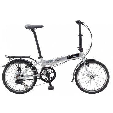 Складной велосипед DAHON Mariner D7 2015Cкладные<br>Dahon Mariner D7 2015<br>Частый победитель состязаний среди складных велосипедов, в которых принимали участие велосипеды, чья цена превышает цену этого в четыре раза. Mariner D7 – это одна из самых популярных моделей наших велосипедов. Это высококачественный лёгкий велосипед по удивительно доступной цене. Благодаря своей портативности, Mariner D7 превосходно подходит для путешествий, включающих поездку на автобусе или поезде, для комбинированного городского транспорта.<br><br><br><br><br><br><br>Общие характеристики<br><br><br>Модель<br>2015 года<br><br><br>Тип<br>для взрослых<br><br><br>Область применения<br>городской<br><br><br>Вес велосипеда<br>12.4 кг<br><br><br>Рама, вилка<br><br><br>Материал рамы<br>алюминиевый сплав<br><br><br>Складной<br>да<br><br><br>Конструкция вилки<br>Жесткая<br><br><br>Конструкция рулевой колонки<br>полуинтегрированная, безрезьбовая<br><br><br>Колеса<br><br><br>Диаметр колес<br>20 дюймов<br><br><br>Наименование покрышек<br>Dahon Rotolo, 20x1.75<br><br><br>Материал обода<br>алюминиевый сплав<br><br><br>Двойной обод<br>есть<br><br><br>Торможение<br><br><br>Наименование переднего тормоза<br>ProMax<br><br><br>Тип переднего тормоза<br>V-Brake<br><br><br>Уровень переднего тормоза<br>прогулочный<br><br><br>Наименование заднего тормоза<br>ProMax<br><br><br>Тип заднего тормоза<br>V-Brake<br><br><br>Уровень заднего тормоза<br>прогулочный<br><br><br>Трансмиссия<br><br><br>Планетарная втулка<br>да<br><br><br>Количество скоростей<br>7<br><br><br>Уровень заднего переключателя<br>начальный<br><br><br>Наименование заднего переключателя<br>Shimano RD-TX35<br><br><br>Уровень манеток<br>начальные<br><br><br>Наименование манеток<br>Shimano<br><br><br>Конструкция манеток<br>вращающаяся ручка<br><br><br>Уровень каретки<br>прогулочные<br><br><br>Наименование каретки<br>Герметизированный подшипник<br><br><br>Конструкция каретки<br>неинтегрированная<br><br><br>Тип посадочной части вала каретки<br>квадрат<br><b