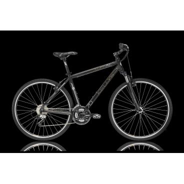 Гибридный велосипед KELLYS CLIFF 70 2016Гибридные<br>KELLYS CLIFF 70 2016<br>KELLYS CLIFF 70 2016 - универсальный велосипед как для проселочных дорог так и для асфальта. Пружинно-масляная амортизационная вилка помогает сглаживать неровности при каткнии, а с помощью возможности изменять жесткость пружины или вовсе заблокировать ход вилки вы можете настроить её под все возможные ситуации. Несмотря на кажащуюся простоту тормоза Tektro позволяют уверенно сбрасывать скорость в нужных моментах вашей велосипедной прогулки. Велосипед укомплектован оборудованием известной фирмы Shimano!<br><br><br><br><br><br><br><br>Общие характеристики<br><br><br>Модель<br>2016 года<br><br><br>Тип<br>для взрослых<br><br><br>Область применения<br>горный гибрид<br><br><br>Вес велосипеда<br>14.14 кг<br><br><br>Рама, вилка<br><br><br>Материал рамы<br>алюминиевый сплав<br><br><br>Размеры рамы<br>17, 19, 21, 23<br><br><br>Амортизация<br>Hard tail (с амортизационной вилкой)<br><br><br>Наименование мягкой вилки<br>SR Suntour NEX-HLO<br><br><br>Конструкция вилки<br>пружинно-масляная<br><br><br>Уровень мягкой вилки<br>спортивный<br><br><br>Ход вилки<br>63 мм<br><br><br>Регулировки вилки<br>жесткости пружины, блокировка хода<br><br><br>Конструкция рулевой колонки<br>полуинтегрированная, безрезьбовая<br><br><br>Размер рулевой колонки<br>1 1/8<br><br><br>Колеса<br><br><br>Диаметр колес<br>28 дюймов<br><br><br>Наименование покрышек<br>Innova 44-622, 700x42c<br><br><br>Наименование ободов<br>KLS Draft, 622x19<br><br><br>Материал обода<br>алюминиевый сплав<br><br><br>Двойной обод<br>есть<br><br><br>Материал бортировочного шнура<br>металл<br><br><br>Торможение<br><br><br>Наименование переднего тормоза<br>Tektro<br><br><br>Тип переднего тормоза<br>V-Brake<br><br><br>Уровень переднего тормоза<br>прогулочный<br><br><br>Наименование заднего тормоза<br>Tektro<br><br><br>Тип заднего тормоза<br>V-Brake<br><br><br>Уровень заднего тормоза<br>прогулочный<br><br><br>Возможность крепления дискового тормоза<br>рама<br>