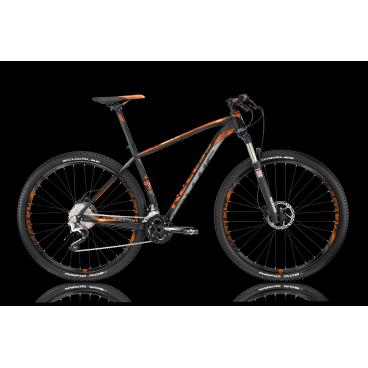 Горный велосипед KELLYS GATE 30 2016Горные (MTB)<br>KELLYS GATE 30 2016<br>KELLYS GATE 30 2016 - горный велосипед с полупрофессиональным оборудованием Shimano SLX. Быстрый и накатистый благодаря колесам 29 дюймов и трансмиссии  на 30 скоростей. Воздушно масляная вилка поможет сгладить неровности поверхности, а возможность регулировки поможет настроить её под любые условия.<br><br><br><br><br><br><br>Общие характеристики<br><br><br>Модель<br>2016 года<br><br><br>Тип<br>для взрослых<br><br><br>Область применения<br>горный (MTB), кросс-кантри<br><br><br>Вес велосипеда<br>13,76 кг<br><br><br>Рама, вилка<br><br><br>Материал рамы<br>алюминиевый сплав<br><br><br>Размеры рамы<br>17.5, 19.0, 21.0<br><br><br>Амортизация<br>Hard tail (с амортизационной вилкой)<br><br><br>Наименование мягкой вилки<br>RockShox Recon Silver TK 29 Solo Air<br><br><br>Конструкция вилки<br>воздушно-масляная<br><br><br>Уровень мягкой вилки<br>спортивный<br><br><br>Ход вилки<br>100 мм<br><br><br>Регулировки вилки<br>жесткости пружины, скорости обратного хода, блокировка хода<br><br><br>Другие регулировки<br>Turnkey Lockout<br><br><br>Конструкция рулевой колонки<br>интегрированная, безрезьбовая<br><br><br>Размер рулевой колонки<br>1 1/2<br><br><br>Колеса<br><br><br>Диаметр колес<br>29 дюймов<br><br><br>Наименование покрышек<br>Schwalbe Rapid Rob 57-622, 29x2.25<br><br><br>Наименование ободов<br>KLS Cartel Disc, 622x21<br><br><br>Материал обода<br>алюминиевый сплав<br><br><br>Двойной обод<br>есть<br><br><br>Торможение<br><br><br>Наименование переднего тормоза<br>Avid DB3, 160mm<br><br><br>Тип переднего тормоза<br>дисковый гидравлический<br><br><br>Уровень переднего тормоза<br>спортивный<br><br><br>Наименование заднего тормоза<br>Avid DB3, 160mm<br><br><br>Тип заднего тормоза<br>дисковый гидравлический<br><br><br>Уровень заднего тормоза<br>спортивный<br><br><br>Возможность крепления дискового тормоза<br><br>рама, вилка, втулки<br><br><br>Трансмиссия<br><br><br>Количество скоростей<br>30<br><br><br>Уровен