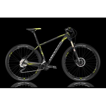 Горный велосипед KELLYS GATE 50 2016Горные (MTB)<br>KELLYS GATE 50 2016<br>KELLYS GATE 50 2016 - горный велосипед с полупрофессиональным оборудованием Shimano SLX. Велосипед имеет 29 дюймовые колеса, что в сочитании с воздушно-масляной вилкой с ходом 100 мм позволит преодолевать любые неровности на дороге практически без потери скорости.<br><br><br><br><br><br><br>Общие характеристики<br><br><br>Модель<br>2016 года<br><br><br>Тип<br>для взрослых<br><br><br>Область применения<br>горный (MTB), кросс-кантри<br><br><br>Вес велосипеда<br>12,72 кг<br><br><br>Рама, вилка<br><br><br>Материал рамы<br>алюминиевый сплав<br><br><br>Размеры рамы<br>17.5, 19.0, 21.0<br><br><br>Амортизация<br>Hard tail (с амортизационной вилкой)<br><br><br>Наименование мягкой вилки<br>RockShox Recon Gold TK 29 Solo Air<br><br><br>Конструкция вилки<br>воздушно-масляная<br><br><br>Уровень мягкой вилки<br>спортивный<br><br><br>Ход вилки<br>100 мм<br><br><br>Регулировки вилки<br>жесткости пружины, скорости обратного хода, блокировка хода<br><br><br>Другие регулировки<br>OneLoc Remote<br><br><br>Конструкция рулевой колонки<br>интегрированная, безрезьбовая<br><br><br>Размер рулевой колонки<br>1 1/2<br><br><br>Колеса<br><br><br>Диаметр колес<br>29 дюймов<br><br><br>Наименование покрышек<br>Schwalbe Rapid Rob 57-622, 29x2.25<br><br><br>Наименование ободов<br>KLS Cartel Disc, 622x21<br><br><br>Материал обода<br>алюминиевый сплав<br><br><br>Двойной обод<br>есть<br><br><br>Торможение<br><br><br>Наименование переднего тормоза<br>Shimano BR-M447, 160mm<br><br><br>Тип переднего тормоза<br>дисковый гидравлический<br><br><br>Уровень переднего тормоза<br>спортивный<br><br><br>Наименование заднего тормоза<br>Shimano BR-M447, 160mm<br><br><br>Тип заднего тормоза<br>дисковый гидравлический<br><br><br>Уровень заднего тормоза<br>спортивный<br><br><br>Возможность крепления дискового тормоза<br><br>рама, вилка, втулки<br><br><br>Трансмиссия<br><br><br>Количество скоростей<br>30<br><br><br>Уровень заднего переключателя<br