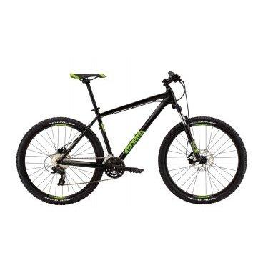 Горный велосипед MARIN BOBCAT TRAIL 7.3 2016Горные (MTB)<br>MARIN BOBCAT TRAIL 7.3 2016<br>Велосипед Marin Bobcat Trail 7.3, 27.5 (2016), надежный горный велосипед от Американского производителя Marin, новый стандарт колес 27.5, отличный накат и управляемость, рама выполнена из прочного и легкого алюминиевого сплава, гидравлические дисковые тормоза сделают ваше катание максимально безопасным, надежное навесное оборудование японского производителя Shimano, плавное и точное переключение в любых условиях, амортизационная вилка с возможностью регулировки жесткости сгладит все неровности дорожного покрытия и снизит нагрузку на позвоночный столб, усиленные колеса.<br><br><br><br><br><br><br>Общие характеристики<br><br><br>Модель<br>2016 года<br><br><br>Тип<br>для взрослых<br><br><br>Область применения<br>горный (MTB), кросс-кантри<br><br><br>Вес велосипеда<br>14.08 кг<br><br><br>Рама, вилка<br><br><br>Материал рамы<br>алюминиевый сплав<br><br><br>Амортизация<br>Hard tail (с амортизационной вилкой)<br><br><br>Наименование мягкой вилки<br>SR Suntour XCT-HLO-27.5<br><br><br>Конструкция вилки<br>пружинно-масляная<br><br><br>Уровень мягкой вилки<br>спортивный<br><br><br>Ход вилки<br>100 мм<br><br><br>Регулировки вилки<br>жесткости пружины, блокировка хода<br><br><br>Конструкция рулевой колонки<br>полуинтегрированная, безрезьбовая<br><br><br>Размер рулевой колонки<br>1 1/8<br><br><br>Колеса<br><br><br>Диаметр колес<br>27.5 дюймов<br><br><br>Наименование покрышек<br>Schwalbe Rapid Rob, 27.5x2.25<br><br><br>Наименование ободов<br>Maddux<br><br><br>Материал обода<br>алюминиевый сплав<br><br><br>Двойной обод<br>есть<br><br><br>Торможение<br><br><br>Наименование переднего тормоза<br>Tektro Auriga, 180mm<br><br><br>Тип переднего тормоза<br>дисковый гидравлический<br><br><br>Уровень переднего тормоза<br>спортивный<br><br><br>Наименование заднего тормоза<br>Tektro Auriga, 180mm<br><br><br>Тип заднего тормоза<br>дисковый гидравлический<br><br><br>Уровень заднего тормоза<br>спортивный<br