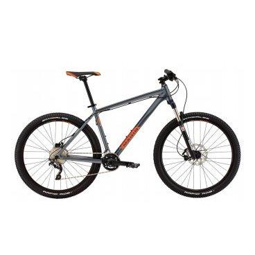 """Горный велосипед MARIN BOBCAT TRAIL 7.5 2016Горные (MTB)<br>MARIN BOBCAT TRAIL 7.5 2016<br>Велосипед Marin Bobcat Trail 7.5, 27.5 (2016), надежный горный велосипед от Американского производителя Marin, новый стандарт колес 27.5, отличный накат и управляемость, рама выполнена из прочного и легкого алюминиевого сплава, гидравлические дисковые тормоза сделают ваше катание максимально безопасным, высокого уровня навесное оборудование Японского производителя Shimano SLX плавное и точное переключение в любых условиях, прямая прокладка троса заднего переключателя, выносная система шатунов под две звезды, амортизационная вилка с возможностью регулировки жесткости и блокировкой сгладит все неровности дорожного покрытия и снизит нагрузку на позвоночный столб, усиленные колеса.<br><br><br><br><br><br><br>Общие характеристики<br><br><br>Модель<br>2016 года<br><br><br>Тип<br>для взрослых<br><br><br>Область применения<br>горный (MTB), кросс-кантри<br><br><br>Вес велосипеда<br>12.7 кг<br><br><br>Рама, вилка<br><br><br>Материал рамы<br>алюминиевый сплав<br><br><br>Амортизация<br>Hard tail (с амортизационной вилкой)<br><br><br>Наименование мягкой вилки<br>RockShox 30 Silver 27.5""""<br><br><br>Ход вилки<br>100 мм<br><br><br>Колеса<br><br><br>Диаметр колес<br>27.5 дюймов<br><br><br>Наименование покрышек<br>Schwalbe Rapid Rob, 27.5x2.25<br><br><br>Наименование ободов<br>WTB SX19, Double Wall, Disc Specifi<br><br><br>Торможение<br><br><br>Наименование переднего тормоза<br>Shimano BR-M355 Hydraulic Disc, 180mm Centerlock Rotor<br><br><br>Тип переднего тормоза<br>дисковый гидравлический<br><br><br>Уровень переднего тормоза<br>спортивный<br><br><br>Наименование заднего тормоза<br>Shimano BR-M355 Hydraulic Disc, 160mm Centerlock Rotor<br><br><br>Тип заднего тормоза<br>дисковый гидравлический<br><br><br>Уровень заднего тормоза<br>спортивный<br><br><br>Возможность крепления дискового тормоза<br><br>рама, вилка, втулки<br><br><br>Трансмиссия<br><br><br>Количество скоростей<br>20<br><br><br>Урове"""