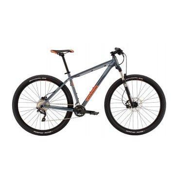 Горный велосипед MARIN BOBCAT TRAIL 9.5 2016Горные (MTB)<br>MARIN BOBCAT TRAIL 9.4 2016<br>Велосипед Marin Bobcat Trail 9.5, 29 (2016), надежный горный велосипед от Американского производителя Marin, новый стандарт колес 29, отличный накат и управляемость, подойдет как на средний рост, так и на высоких любителей велосипедного спорта отличный накат и управляемость, рама выполнена из прочного и легкого алюминиевого сплава, гидравлические дисковые тормоза сделают ваше катание максимально безопасным, высокого уровня навесное оборудование Японского производителя Shimano SLX плавное и точное переключение в любых условиях, прямая прокладка троса заднего переключателя, выносная система шатунов под две звезды, амортизационная вилка с возможностью регулировки жесткости и блокировкой сгладит все неровности дорожного покрытия и снизит нагрузку на позвоночный столб, усиленные колеса.<br><br><br><br><br><br><br>Общие характеристики<br><br><br>Модель<br>2016 года<br><br><br>Тип<br>для взрослых<br><br><br>Область применения<br>горный (MTB), кросс-кантри<br><br><br>Вес велосипеда<br>13.18 кг<br><br><br>Рама, вилка<br><br><br>Материал рамы<br>алюминиевый сплав<br><br><br>Амортизация<br>Hard tail (с амортизационной вилкой)<br><br><br>Наименование мягкой вилки<br>RockShox 30 Silver 29 TK Coil<br><br><br>Конструкция вилки<br>пружинно-масляная<br><br><br>Уровень мягкой вилки<br>спортивный<br><br><br>Ход вилки<br>100 мм<br><br><br>Регулировки вилки<br>жесткости пружины, скорости обратного хода, блокировка хода<br><br><br>Конструкция рулевой колонки<br>полуинтегрированная, безрезьбовая<br><br><br>Размер рулевой колонки<br>1 1/8<br><br><br>Колеса<br><br><br>Диаметр колес<br>29 дюймов<br><br><br>Наименование покрышек<br>Schwalbe Rapid Rob, 29x2.25<br><br><br>Наименование ободов<br>WTB SX19<br><br><br>Материал обода<br>алюминиевый сплав<br><br><br>Двойной обод<br>есть<br><br><br>Торможение<br><br><br>Наименование переднего тормоза<br>Shimano BR-M355, 180mm<br><br><br>Тип переднего тормоза<br>