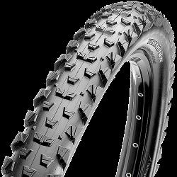Покрышка Maxxis High Roller, 26x2.35, 60 TPI, 60a, TB73614500Велопокрышки<br>Самая популярная и универсальная покрышка от Maxxis. Скошенные центральные шипы обеспечивают низкое сопротивление качению, а боковые шипы добавляют стабильности при прохождении поворотов. Покрышка подходит практически для всех дисциплин горного велосипеда, включая даунхил, фрирайд и кросс-кантри.<br><br>ОСОБЕННОСТИ:<br><br>Низкое сопротивление качению и оптимальное сцепление на сухих поверхностях<br>Подходит как для переднего, так и для заднего колеса<br>Компаунд: 60 TPI<br>Материал корда: сталь<br>Размер: 26х2.35<br>Вес: 775 граммов<br>