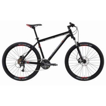 Горный велосипед MARIN Bobcat Trail 7.4 2015Горные (MTB)<br>MARIN Bobcat Trail 7.4 2015<br>Велосипед Marin Bobcat Trail 7.4 2015. Легкая и прочная алюминиевая рама, выполненная по фирменной технологии из гидроформованных труб с тройным баттированием, плавный ход вилки с гидравлической блокировкой и колеса 27,5 обеспечат Вам отличный накат и комфорт передвижения.<br><br><br><br><br><br>Общие характеристики<br><br><br>Модель<br>2015 года<br><br><br>Тип<br>для взрослых<br><br><br>Область применения<br>горный (MTB), кросс-кантри<br><br><br>Вес велосипеда<br>14 кг кг<br><br><br>Рама, вилка<br><br><br>Материал рамы<br>алюминиевый сплав<br><br><br>Амортизация<br>Hard tail (с амортизационной вилкой)<br><br><br>Наименование мягкой вилки<br>SR Suntour XCM-HLO 27.5<br><br><br>Конструкция вилки<br>пружинно-масляная<br><br><br>Уровень мягкой вилки<br>спортивный<br><br><br>Ход вилки<br>100 мм<br><br><br>Регулировки вилки<br>жесткости пружины, блокировка хода<br><br>Конструкция рулевой колонки<br>полуинтегрированная, безрезьбовая<br><br><br>Размер рулевой колонки<br>1 1/8<br><br><br>Колеса<br><br><br>Диаметр колес<br>27.5 дюймов<br><br><br>Наименование покрышек<br>Schwalbe Rapid Rob, 27.5x2.25<br><br><br>Наименование ободов<br>Alex TD26<br><br><br>Материал обода<br>алюминиевый сплав<br><br><br>Двойной обод<br>есть<br><br><br>Торможение<br><br><br>Наименование переднего тормоза<br>Tektro Auriga, 180mm<br><br><br>Тип переднего тормоза<br>дисковый гидравлический <br><br><br>Уровень переднего тормоза<br>спортивный<br><br><br>Наименование заднего тормоза<br>Tektro Auriga, 160mm<br><br><br>Тип заднего тормоза<br>дисковый гидравлический<br><br><br>Уровень заднего тормоза<br>спортивный<br><br><br>Трансмиссия<br><br><br>Количество скоростей<br>27<br><br><br>Уровень заднего переключателя<br>прогулочный<br><br><br>Наименование заднего переключателя<br>Shimano Acera<br><br><br>Уровень переднего переключателя<br>прогулочный<br><br><br>Наименование переднего переключателя<br>Shimano Altus<br><b