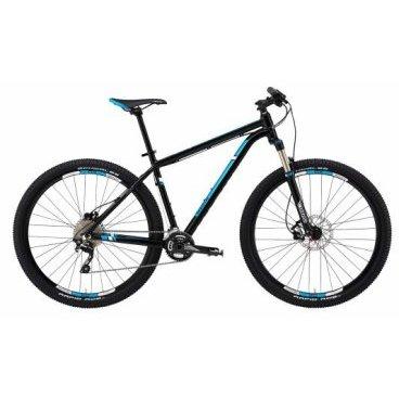 Горный велосипед MARIN Bobcat Trail 7.5 2015Горные (MTB)<br>MARIN Bobcat Trail 7.5 2015<br>Велосипед Marin Bobcat Trail 7.5 2015 спортивного класса с 10-ти ступенчатой трансмиссией, масляной вилкой SR Suntour Raidon HLO-R и гидравлическими тормозами. Оборудование трансмиссии SLX Shadow обеспечивает точность переключения передач даже в самых сложных условиях. Мгновенное ускорение и контроль на любых кросскантрийных трассах.<br><br><br><br><br><br>Общие характеристики<br><br><br>Модель<br>2015 года<br><br><br>Тип<br>для взрослых<br><br><br>Область применения<br>горный (MTB), кросс-кантри<br><br><br>Рама, вилка<br><br><br>Материал рамы<br>алюминиевый сплав<br><br><br>Амортизация<br>Hard tail (с амортизационной вилкой)<br><br><br>Наименование мягкой вилки<br>SR Suntour Raidon 27.5 HLO-R<br><br><br>Конструкция вилки<br>воздушно-масляная<br><br><br>Уровень мягкой вилки<br>спортивный<br><br><br>Ход вилки<br>100 мм<br><br><br>Регулировки вилки<br>жесткости пружины, скорости обратного хода, блокировка хода<br><br>Конструкция рулевой колонки<br>полуинтегрированная, безрезьбовая<br><br><br>Размер рулевой колонки<br>1 1/8<br><br><br>Колеса<br><br><br>Диаметр колес<br>27.5 дюймов<br><br><br>Наименование покрышек<br>Schwalbe Rapid Rob, 27.5x2.25<br><br><br>Наименование ободов<br>Araya DM-650<br><br><br>Материал обода<br>алюминиевый сплав<br><br><br>Двойной обод<br>есть<br><br><br>Торможение<br><br><br>Наименование переднего тормоза<br>Shimano Altus BR-M355, 180mm<br><br><br>Тип переднего тормоза<br>дисковый гидравлический <br><br><br>Уровень переднего тормоза<br>спортивный<br><br><br>Наименование заднего тормоза<br>Shimano Altus BR-M355, 160mm<br><br><br>Тип заднего тормоза<br>дисковый гидравлический<br><br><br>Уровень заднего тормоза<br>спортивный<br><br><br>Трансмиссия<br><br><br>Количество скоростей<br>20<br><br><br>Уровень заднего переключателя<br>полупрофессиональный<br><br><br>Наименование заднего переключателя<br>Shimano SLX Shadow<br><br><br>Уровень переднего переключател