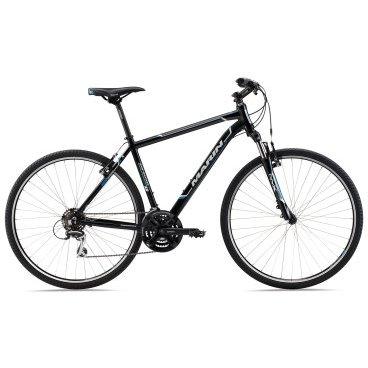 Гибридный велосипед MARIN San Rafael DS1 2016Гибридные<br>MARIN San Rafael DS1 2016<br>Велосипед Marin San Rafael DS1 2016, отличный велосипед для катания в городе и за его пределами от Американского лидера Marin, стильный дизайн, рама выполнена из прочного и легкого алюминиевого сплава, амортизационная вилка сгладит все неровности дорожного покрытия и уменьшит нагрузку на позвоночный столб и суставы, усиленные колеса, комфортная посадка, надежное навесное оборудование Shimano, плавное и точное переключение, данная модель отлично подойдет как для катания в городе, так и за его пределами.<br><br><br><br><br><br><br><br>Общие характеристики<br><br><br>Модель<br>2016 года<br><br><br>Тип<br>для взрослых<br><br><br>Область применения<br>горный гибрид<br><br><br>Вес велосипеда<br>12.8 кг<br><br><br>Рама, вилка<br><br><br>Материал рамы<br>алюминиевый сплав<br><br><br>Размеры рамы<br>15, 17, 19, 20,5, 22<br><br><br>Амортизация<br>Hard tail (с амортизационной вилкой)<br><br><br>Наименование мягкой вилки<br>SR Suntour NEX<br><br><br>Конструкция вилки<br>пружинно-эластомерная<br><br><br>Уровень мягкой вилки<br>прогулочный<br><br><br>Ход вилки<br>63 мм<br><br><br>Регулировки вилки<br>жесткости пружины<br><br><br>Конструкция рулевой колонки<br>полуинтегрированная, безрезьбовая<br><br><br>Размер рулевой колонки<br>1 1/8<br><br><br>Колеса<br><br><br>Диаметр колес<br>28 дюймов<br><br><br>Наименование покрышек<br>Vee Tire Rail, 700x40c Kevlar Puncture Protection<br><br><br>Наименование ободов<br>Maddux<br><br><br>Материал обода<br>алюминиевый сплав<br><br><br>Двойной обод<br>есть<br><br><br>Торможение<br><br><br>Наименование переднего тормоза<br>Forged Alloy Linear Pull with Power Modulator<br><br><br>Тип переднего тормоза<br>V-Brake<br><br><br>Уровень переднего тормоза<br>прогулочный<br><br><br>Наименование заднего тормоза<br>Forged Alloy Linear Pull<br><br><br>Тип заднего тормоза<br>V-Brake<br><br><br>Уровень заднего тормоза<br>прогулочный<br><br><br>Трансмиссия<br><br><br>Количес