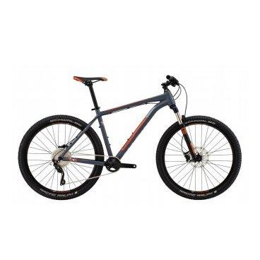 Горный велосипед MARIN Nail Trail 7.6 2016Горные (MTB)<br>MARIN Nail Trail 7.6 2016<br>Горный велосипед Marin Nail Trail 7.6, модельный ряд 2016 года - это идеальное сочетание скорости вращения и маневренности.<br><br>Ключевыми особенностями Nail Trail 7.6 является новая легкая рама Series 2 Frame, амортизационная вилка Rock Shox с ходом 100 мм, трансмиссия 2x10 Shimano Deore/Deore XT Shadow Plus, гидравлические дисковые тормоза Shimano и гоночная резина Schwalbe. Компоненты высокого класса делают Nail Trail 7.6 уже не просто игрушкой! <br><br><br><br><br>Общие характеристики<br><br><br>Модель<br>2016 года<br><br><br>Тип<br>для взрослых<br><br><br>Область применения<br>горный (MTB), кросс-кантри<br><br><br>Рама, вилка<br><br><br>Материал рамы<br>алюминиевый сплав<br><br><br>Амортизация<br>Hard tail (с амортизационной вилкой)<br><br><br>Наименование мягкой вилки<br>RockShox Recon Silver 27.5 Solo Air<br><br><br>Конструкция вилки<br>воздушно-масляная<br><br><br>Уровень мягкой вилки<br>спортивный<br><br><br>Ход вилки<br>100 мм<br><br><br>Регулировки вилки<br>жесткости пружины, скорости обратного хода, блокировка хода<br><br><br>Другие регулировки<br>TurnKey Lockout<br><br><br>Конструкция рулевой колонки<br>безрезьбовая<br><br><br>Размер рулевой колонки<br>1 1/8<br><br><br>Колеса<br><br><br>Диаметр колес<br>27.5 дюймов<br><br><br>Наименование покрышек<br>Schwalbe Racing Ralph, 27.5x2.25<br><br><br>Наименование ободов<br>Maddux HD510, Tubeless Ready<br><br><br>Материал обода<br>алюминиевый сплав<br><br><br>Двойной обод<br>есть<br><br><br>Торможение<br><br><br>Наименование переднего тормоза<br>Shimano BR-M445, 180mm<br><br><br>Тип переднего тормоза<br>дисковый гидравлический<br><br><br>Уровень переднего тормоза<br>спортивный<br><br><br>Наименование заднего тормоза<br>Shimano BR-M445, 160mm<br><br><br>Тип заднего тормоза<br>дисковый гидравлический<br><br><br>Уровень заднего тормоза<br>спортивный<br><br><br>Трансмиссия<br><br><br>Количество скоростей<br>11<br><br><br>Уровен