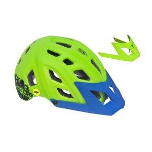 Велошлем KELLYS RAZOR  Lime Green, S/M, 23 отверстия, платформа для камеры, дополнительный козырёкВелошлемы<br>Razor это первый лёгкий шлем Kellys для enduro с системой защиты головы MIPS. Благодаря слою с низким трением, находящемуся между оболочкой и вкладышем, новый Razor гасит импульсы, опасные для мозга, возникающие во время угловых ударов – наиболее распространённых в горном велоспорте. Расширенная задняя часть и прочный козырёк необходимы для лучшей защиты и безопасности. Разнонаправленная регулировка размера и два размера корпуса обеспечивают прекрасную посадку шлема и отсутствие какого-либо дискомфорта при длительном катании.<br>
