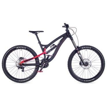 Двухподвесный велосипед AUTHOR Ninja DH 2017Двухподвесные<br>AUTHOR NINJA DH 2017<br><br><br><br><br><br>Общие характеристики<br><br><br>Модель<br>2017 года<br><br><br>Тип<br>для взрослых<br><br><br>Область применения<br>trail, enduro, all mountain<br><br><br>Рама, вилка<br><br><br>Материал рамы<br>алюминиевый сплав<br><br><br>Амортизация<br>двухподвесный<br><br><br>Наименование мягкой вилки<br>ROCK SHOX Boxxer RC 27 coil 20 mm thru axle<br><br><br>Уровень мягкой вилки<br>профессиональный<br><br><br>Ход вилки<br>200 мм<br><br><br>Наименование заднего амортизатора<br>coil shocker ROCK SHOX Kage RC 240 / 76 mm<br><br><br>Ход задней подвески<br>200 мм<br><br><br>Рулевая колонка<br>PRESTINE Integrated 1.5 tapered<br><br><br>Колеса<br><br><br>Диаметр колес<br>27.5 дюймов<br><br><br>Наименование покрышек<br>VITTORIA Martello 27.5 x 2.50<br><br><br>Наименование ободов<br>AUTHOR Krypton Plus 27.5 32 holes<br><br><br>Двойной обод<br>есть<br><br><br>Торможение<br><br><br>Наименование переднего тормоза<br>SHIMANO Zee (8 rotors)<br><br><br>Тип переднего тормоза<br>дисковый гидравлический<br><br><br>Наименование заднего тормоза<br>SHIMANO Zee (8 rotors)<br><br><br>Тип заднего тормоза<br>дисковый гидравлический<br><br><br>Трансмиссия<br><br><br>Количество скоростей<br>10<br><br><br>Наименование заднего переключателя<br>SHIMANO Zee<br><br><br>Наименование переднего переключателя<br>E13 chain guide<br><br>Наименование манеток<br>SHIMANO Zee (10)<br><br><br>Конструкция манеток<br>триггерные двухрычажные<br><br><br>Наименование каретки<br>BB adapter<br><br><br>Наименование кассеты<br>SHIMANO 5700 11-25<br><br><br>Количество звезд в кассете<br>10<br><br><br>Система<br>SHIMANO Zee 36 teeth 165 mm cranks<br><br><br>Конструкция педалей<br>платформы<br><br><br>Руль<br><br><br>Конструкция руля<br>изогнутый<br>