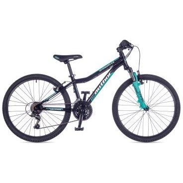 Подростковый велосипед AUTHOR A-Matrix 2017Подростковые<br>AUTHOR A-MATRIX 2017<br>Модели A-MATRIX 26, A-MATRIX, A-MATRIX ASL and MATRIX получили заниженую раму (A-MATRIX 2613,5, а остальные 12,5), вместе с спортивной но удобной геометрией. Раму размером 12,5 дюймов получила и модель ULTIMA.<br><br><br><br><br>Общие характеристики<br><br><br>Модель<br>2017 года<br><br><br>Тип<br>подростковый<br><br><br>Область применения<br>горный<br><br><br>Рама, вилка<br><br><br>Материал рамы<br>алюминий<br><br><br>Амортизация<br>Hard tail (с амортизационной вилкой)<br><br><br>Наименование мягкой вилки<br>RST Capa T 24 <br><br><br>Ход вилки<br>50 мм<br><br><br>Рулевая колонка<br>PRESTINE 1-1/8<br><br><br>Колеса<br><br><br>Диаметр колес<br>24 дюймов<br><br><br>Наименование покрышек<br>24 x 1.95<br><br><br>Наименование ободов<br>alloy 32 holes<br><br><br>Торможение<br><br><br>Наименование переднего тормоза<br>TEKTRO V<br><br><br>Тип переднего тормоза<br>ободной <br><br><br>Наименование заднего тормоза<br>TEKTRO V<br><br><br>Тип заднего тормоза<br>ободной<br><br><br>Трансмиссия<br><br><br>Количество скоростей<br>18<br><br><br>Наименование заднего переключателя<br>SHIMANO TY21<br><br><br>Наименование переднего переключателя<br>SHIMANO TY500 <br><br><br>Наименование манеток<br>SHIMANO Revoshift<br><br><br>Наименование каретки<br>VP COMP<br><br><br>Наименование кассеты<br>SHIMANO MF-TZ20 14-28<br><br><br>Количество звезд в кассете<br>6<br><br><br>Система<br>PROWHEEL 42-34-24 teeth 152 mm cranks<br><br><br>Конструкция педалей<br>классические<br><br><br>Руль<br><br><br>Конструкция руля<br>изогнутый<br>