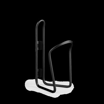 Флягодержатель на велосипед Kross Cart, черный, алюминиевый, T4CKZBI0052BKФляги и Флягодержатели<br>Характеристики <br>Материал: Алюминий<br>Крепление: 2 шурупа из нержавеющей стали<br>Вес: 65 гр.<br>Цвет: черный<br>