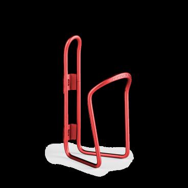 Флягодержатель на велосипед Kross Cart, красный, алюминиевый, T4CKZBI0052RDФляги и Флягодержатели<br>Характеристики <br>Материал: Алюминий<br>Крепление: 2 шурупа из нержавеющей стали<br>Вес: 65 гр.<br>Цвет: красный<br>
