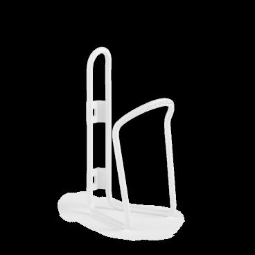 Флягодержатель на велосипед Kross Cart, белый, алюминиевый, T4CKZBI0052WHФляги и Флягодержатели<br>Характеристики <br>Материал: Алюминий<br>Крепление: 2 шурупа из нержавеющей стали<br>Вес: 65 гр.<br>Цвет: белый<br>