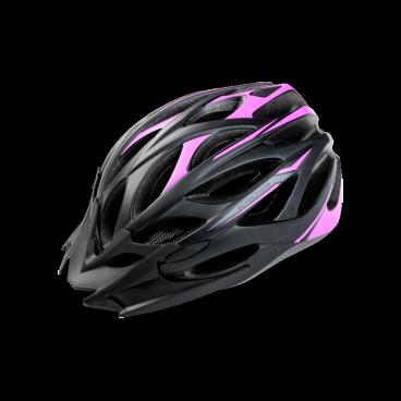 Велошлем Kross ASCENT, размер L(58-62), фиолетовый, T4CKS000063LVIВелошлемы<br>Характеристики  <br> Размер:  L (58-62) <br> Цвет: фиолетовый<br>