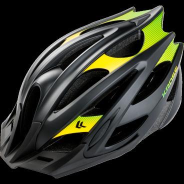 Велошлем Kross TIDAL, размер L(58-62), зеленый, T4CKS000061LGRВелошлемы<br>Характеристики  <br> Размер: L(58-62) <br> Цвет: зеленый<br>