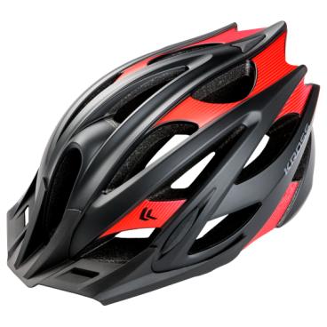 Велошлем Kross TIDAL, размер L(58-62), красный, T4CKS000061LRDВелошлемы<br>Характеристики  <br> Размер: L(58-62) <br> Цвет: красный<br>