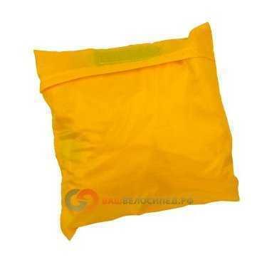 Чехол д/сумки-штанов  ПЕГАС-80  70-90 л, желтый ТЕРРА, 10-007Велосумки<br><br>