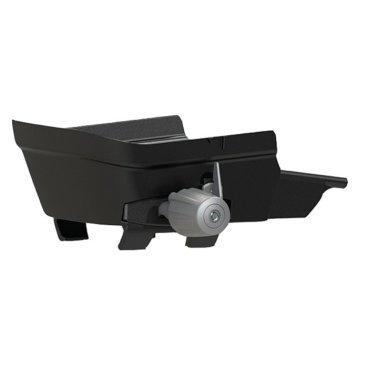 Адаптор для крепления на багажник HAMAX CARESS ZENITH CARRIER ADAPTER, серый, р:one size, 604012Детское велокресло<br>Адаптер для велокресла ZENITH ( 25-30 кг). <br>Крепление для труб от 10 до 20 мм<br>