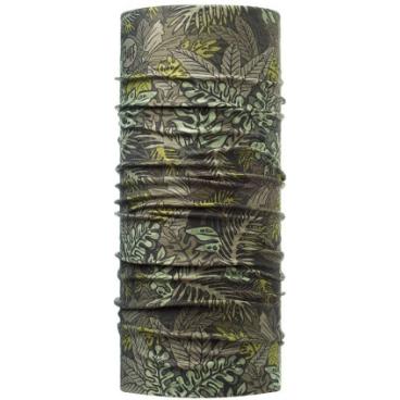 Велобандана BUFF Active INSECT SHIELD BUFF®, EINGEDI, зеленая, см: 53cm/62cm, 108601.00Бандана<br>Стильная, легкая, удобная бандана, которая отлично подходит для рыбалки, активного отдыха и повседневной носки. Бандана имеет защиту от насекомых. Изделие имеет множество вариантов носки, благодаря чему является очень универсальной вещью.<br><br>ОСОБЕННОСТИ:<br>- Защита от ультрафиолета.<br>- Технология COOLMAX отлично отводит влагу от тела и хорошо пропускает воздух, благодаря чему кожа дышит.<br>- Технология Polygiene представляет собой антибактериальную пропитку, что, в свою очередь, препятствует образованию неприятных запахов.<br>- Пропитка от насекомых на основе Перметрина безопасного для человека и эффективно отпугивающего большинство кровососущих насекомых. Держится защита около 70 стирок.<br>Размер универсальный (55-62см)<br><br>Материал: полиэстер.<br>
