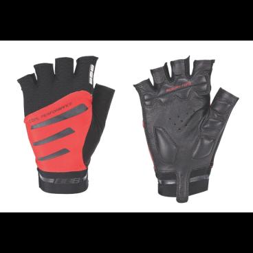 Перчатки велосипедные BBB Equipe, черный/красный, US:XL, BBW-48Велоперчатки<br>Высокотехнологичные профессиональные легкие перчатки.<br>Кожаная ладонь со вставками с эффектом памяти для максимального комфорта.<br>Вставка для удаления влаги/пота.<br>Петли между пальцами для легкого снятия перчаток.<br>Тыльная сторона из дышащей, эластичной лайкры и сетки обеспечивает комфорт и полную свободу движений.<br>Эластичные застежки велькро (Система WristLock).<br>Размеры:  XL <br>Цвета: черный/красный.<br>