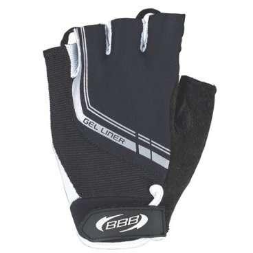 Перчатки велосипедные BBB Gelliner, черный, US:XXL, BBW-35Велоперчатки<br>Высокотехнологичные профессиональные летние перчатки.<br><br>Clarino - гелевые вставки в ладонь <br><br>Airmesh - вентиляция ладони с повышенным комфортом.<br><br>Верх из микросетки для вентиляции.<br><br>Неопреновые запястья с застежкой Velcro.<br><br>Материал Lycra дает отличную воздухопроницаемость, комфорт и свободу движений.<br>