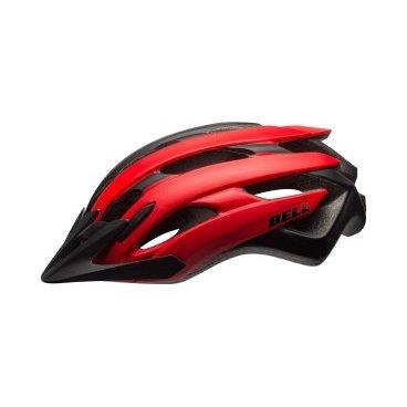 Велосипедный Шлем Bell 17 EVENT XC MTB муж./жен. Матовый красный черный. Размер M. BE7078611Велошлемы<br>Описание<br>Велосипедный шлем Bell Event XC создан для кросс-кантрийных любительских гонок и тренировок на MTB велосипеде. Внедорожный классический дизайн не мешает универсальному использованию шлема в городе и на трассе.<br><br>Отличительные особенности<br>Шлем для внедорожных кросс-кантрийных поездок<br>Двусторонняя регулировка подгонки TAG Fit System<br>22 канала вентиляции для комфорта в жаркую погоду<br>Внешняя оболочка из поликарбоната для прочности конструкции<br>Мягкий материал лямок не растягивается от пота или воды<br>Универсальное ежедневное применение<br>Рассчитан на мужчин и женщин<br><br>Технические характеристики<br>Модель: Bell Event XC<br>Подгонка посадки двусторонняя подгонка TAG Fit System<br>Характеристики Polycarbonate Shell, TAG<br>Материал оболочка поликарбонат, внутренний SoftFoam пенный пластик<br>Вентиляция: 22 канала<br>Применение кросс-кантри, универсальный<br>Размеры: M (55-59 мм)<br>Вес: 312 г<br>