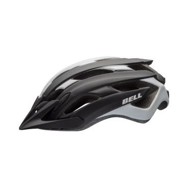 Велосипедный Шлем Bell 17 EVENT XC MTB муж./жен. Матовый черно белый. размер M, BE7078602Велошлемы<br>Описание<br>Велосипедный шлем Bell Event XC создан для кросс-кантрийных любительских гонок и тренировок на MTB велосипеде. Внедорожный классический дизайн не мешает универсальному использованию шлема в городе и на трассе.<br>Отличительные особенности<br>Шлем для внедорожных кросс-кантрийных поездок<br>Двусторонняя регулировка подгонки TAG Fit System<br>22 канала вентиляции для комфорта в жаркую погоду<br>Внешняя оболочка из поликарбоната для прочности конструкции<br>Мягкий материал лямок не растягивается от пота или воды<br>Универсальное ежедневное применение<br>Рассчитан на мужчин и женщин<br>Технические характеристики<br>Модель: Bell Event XC<br>Подгонка посадки: двусторонняя подгонка TAG Fit System<br>Характеристики: Polycarbonate Shell, TAG<br>Материал: оболочка поликарбонат, внутренний SoftFoam пенный пластик<br>Вентиляция: 22 канала<br>Применение: кросс-кантри, универсальный<br>Размеры: M (55-59 мм), <br>Вес:312 г<br>