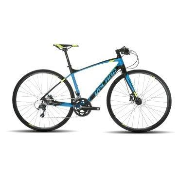 Горный велосипед Upland Splome 500 28 2017Горные (MTB)<br>Upland Splome 500<br>Upland Splome 500 надежный горный велосипед с колесами 28 дюймов. Велосипед оснащен оборудованием&amp;nbsp; фирмы Shimano, надежными дисковыми гидравличкскими тормозами, амортизационной вилкой c ходом 100 мм, воздушной пружиной и возможностью ее блокировки. Материал рамы - алюминий, это обеспечивает снижение веса всей конструкции и придает ей необходимую жесткость<br><br><br><br><br>Общие характеристики<br><br><br>Модель<br>2017 года<br><br><br>Тип<br>для взрослых<br><br><br>Область применения<br>Горный<br><br><br>Вес велосипеда<br>10 кг<br><br><br>Рама, вилка<br><br><br>Наименование рамы<br>LIGHT ALUMINIUM GW01 TB<br><br><br>Материал рамы<br>Алюминий<br><br><br>Размеры рамы<br>18<br><br><br>Наименование вилки<br>ONE PIECE RACE FORK<br><br><br>Амортизация<br>Hard tail (с амортизационной вилкой)<br><br><br>Тип вилки<br>воздушная<br><br><br>Ход вилки<br>100 мм<br><br><br>Колеса<br><br><br>Диаметр колес<br>28 дюймов<br><br><br>Наименование колес<br>UPLAND 16A W / JY HUBS<br><br><br>Наименование покрышек<br>KENDA 700*28C<br><br><br>Торможение<br><br><br>Наименование тормоза<br>SHIMANO HYDRAULIC DISC<br><br><br>Тип тормоза<br>дисковый гидравлический<br><br><br>Уровень тормоза<br>прогулочный<br><br><br>Трансмиссия<br><br><br>Количество скоростей<br>20<br><br><br>Уровень переключателя<br>прогулочный<br><br><br>Наименование переключателя<br>SHIMANO TIAGRA<br><br><br>Уровень манеток<br>прогулочный<br><br><br>Наименование манеток<br>SHIMANO TIAGRA<br><br><br>Система<br>FSA OMEGA 50/34T<br><br><br>Тип посадочной части вала каретки<br>Hollowtech<br><br><br>Количество звезд системы<br>2, число зубьев 50-34<br><br><br>Конструкция педалей<br>классическая<br><br><br>Руль<br><br><br>Конструкция руля<br>прямой<br><br><br><br><br>&amp;nbsp;<br>