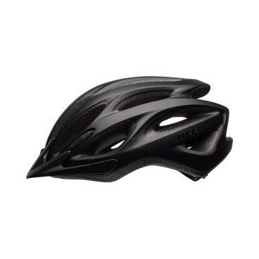 Велосипедный Шлем Bell 17 TRAVERSE АКТИВНЫЙ ОТДЫХ матовый. черный. размер U. BE7078374Велошлемы<br>Отличительные особенности<br>Регулировка подгонки по голове одной рукой ErgoFit® System<br>22 канала вентиляции для комфорта в жаркую погоду<br>Внешняя оболочка из поликарбоната для прочности конструкции<br>Съёмный козырёк<br>Мягкий материал лямок не растягивается от пота или воды<br>Универсальное ежедневное применение<br>Рассчитан на мужчин и женщин<br>Технические характеристики<br>Модель Bell Traverse<br>Подгонка посадки универсальная ErgoFit® System<br>Характеристики Fusion In-Mold Polycarbonate Shell<br>Материал оболочка поликарбонат, внутренний SoftFoam пенный пластик<br>Вентиляция 22 канала<br>Применение универсальный, город, фитнес, туризм<br>Размеры U (54-61 см)<br>Вес 326 г<br>