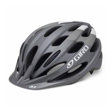 Велосипедный шлем Giro 17 REVEL, Матовый титан, размер U, GI7075571Велошлемы<br>Велошлем Giro REVEL. Превосходная вентиляция в сочетании с компактным дизайном. Технологические особенности, такие как In-Mold и Acu Dial™ fit system позволяют говорить, что данный шлем подходит для езды как по центральным улицам, так и по крутым горным тропам. 22 вентиляционных отверстия, светоотражающие элементы. Размер: универсальный Universal Adult Size (54-61 см)<br>
