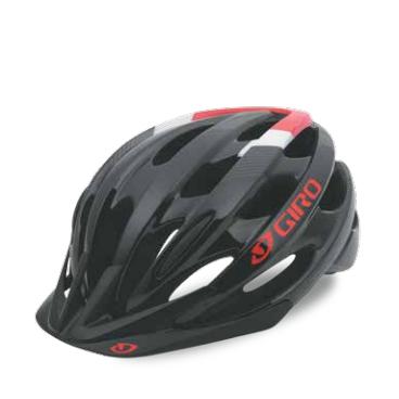 Велосипедный шлем Giro17BISHOP АКТИВНЫЙ ОТДЫХ, глянцевый. красный/черный, размер,U GI7079126Велошлемы<br>Шлем Giro 17 BISHOP АКТИВНЫЙ  ОТДЫХ муж./жен. глянцевый. черный. размер U<br>ОПИСАНИЕ<br>Bishop™ создавался как классический велосипедный шлем. Приняв за основу дизайн и функционал модели Revel™, мы использовали конструкцию In-Mold,<br>добавили механизм Roc Loc® Sport и улучшили прочностные характеристики таким образом, чтобы шлем не потерял прочности.<br>Велосипедный шлем Giro BISHOP, создан для райдеров, нуждающихся в большом размере. 22 венттиляционных отверсттия, подгонка Acu Dial™, единый размер 58-65 см.<br>