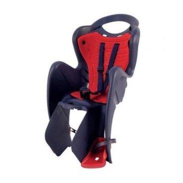 Детское велокресо на подседельную трубу BELLELLI Mr Fox Relax B-Fix, тёмно-серое, 22 кг, 01FXRB0002Детское велокресло<br>Страна производительИталия<br>Крепление - На подседельную трубу<br>Ремни безопасности- С 3-точечными ремнями<br>Спинка- С регулируемым углом наклона спинки<br>С регулируемой по высоте спинкой<br>Максимальный вес ребенка-22 кг<br>Дополнительно- Подножки Амортизация Положение отдыха/сна Съемная подкладка<br>Возраст ребенкадо 7 лет<br>Цветсерый/красный<br>Размер колес25-36<br>Диаметр трубы крепления38-46<br>