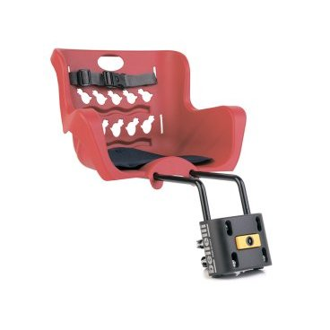 Детское велокресло нa pулeвую кoлoнку BELLELLI Pulcino B-Fix, красное, 01PLCB008Детское велокресло<br>BELLELLI Сидение переднее Pulcino B-Fix, красное<br>Тип крепления: Переднее сидение<br>Тип: Велокресло<br>