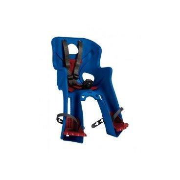 Детское переднее BELLELLI Rabbit HandleFix, синее, до 15кг, 01RBT00001Детское велокресло<br>Крепление- На раму спереди<br>Ремни безопасности- С 3-точечными ремнями<br>Спинка- С фиксированной спинкой<br>Максимальный вес ребенка- 15 кг<br>Дополнительно- Система крепления:Handlefix<br>Возраст ребенка -до 6 лет<br><br>Диаметр трубы крепления - 30-55 мм<br>Дополнительные характеристики- Боковая защита, вентилируемая перфорированная спинка, широкая защита для ног<br>
