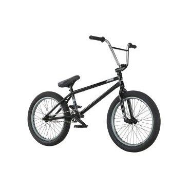 Велосипед BMX Haro Interstate 20 2017BMX<br>Haro Interstate<br>Haro Interstate - высокое качество, красивый внешний вид, богатая комплектация и крепкая конструкция. Все это объединяет в себе этот велосипед. Haro Interstate(2017) это отличный bmx от известного американского бренда Haro, а также хороший выбор как для любителей, так и для новичков. Модель оснащена прочной хромолевой рамой и вилкой.Надежное оборудование и простой, но привлекательный дизайн заставят вас полюбить этот аппарат и наслаждаться его качеством долгие годы.<br><br><br><br><br>Общие характеристики<br><br><br><br>Модель<br><br>2017 года<br><br><br><br>Тип<br><br>для взрослых<br><br><br><br>Область применения<br><br>BMX<br><br><br><br>Вес велосипеда<br><br>11 кг<br><br><br><br>Рама, вилка<br><br><br><br>Наименование рамы<br><br>Crmo, internal HT &amp;amp; Mid BB - 20.5 &amp;amp; 21 TT<br><br><br><br>Материал рамы<br><br>Алюминий<br><br><br><br>Размеры рамы<br><br>20<br><br><br><br>Материал вилки<br><br>Сталь<br><br><br><br>Диаметр трубы<br><br>1 1/8<br><br><br><br>Колеса<br><br><br><br>Диаметр колес<br><br>20 дюймов<br><br><br><br>Обода<br><br>Haro Sata 36H алюминиевый сплав double wall<br><br><br><br>Наименование покрышек<br><br>Haro La Mesa 20x2.40 F/R<br><br><br><br>Втулки<br><br>36H alloy shell, sealed bearing, 3/8axle; 36H alloy shell, SB cassette, 14mm axle &amp;amp; 9T driver<br><br><br><br>Торможение<br><br><br><br>Тип тормоза<br><br>V-brak<br><br><br><br>Трансмиссия<br><br><br><br>Количество скоростей<br><br>1<br><br><br><br>Переключатель<br><br>36H алюминиевый сплав shell, sealed bearing, 3/8axle; 36H алюминиевый сплав shell, SB кассета, 14mm axle &amp;amp; 9T driver<br><br><br><br>Система<br><br>3 pc Crmo 8 spline 175mm w/ Mid sealed bearing BB<br><br><br><br>Количество звезд системы<br><br>1<br><br><br><br>Педали<br><br>Haro Recycled plastic<br><br><br><br>Руль<br><br><br><br>Материал руля<br><br>Crmo 8.5/8.75 rise / Haro алюминиевый сплав front load stem<br><br><br><br>Конструкция руля