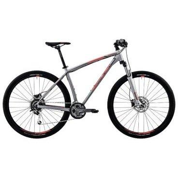 Горный велосипед Centurion Backfire PRO 200.29 2017Горные (MTB)<br>Горный велосипед Centurion Backfire Pro 200.29 создан специально для мужчин, ценящих активный отдых и увлеченных спортом. Превосходное сочетание простоты линий, яркого стильного дизайна и технических характеристик сделает ваши поездки незабываемыми. Рама из алюминиевого сплава обладает малым весом, что способствует лучшей управляемости и является одной из важных характеристик велосипеда для езды по сложным маршрутам. Также модель снабжена дисковыми гидравлическими тормозами, преимуществом которых является обеспечение надежного торможения при любой погоде и в самых сложных условиях.<br>Основное<br>Модельный год2017<br>Применениегорный (MTB)<br>горный (кросс-кантри)<br>Возрастная группавзрослый<br>Типмужской<br><br><br>Рама и амортизация<br><br>Материал рамыалюминий<br>Амортизацияпередняя вилка<br>Тип амортизации (вилка)пружинно-масляная / SR Suntour XCM HLO /<br>Ход вилки100 мм<br>Локаут вилки / гидравлический /<br><br><br>Колеса и тормоза<br>Диаметр колес29 <br>Модель покрышекKenda Small Block Eight / 2.1 /<br>Материал ободаалюминий / Alex MPD-14 /<br>Ободдвойной<br>Передний тормоздисковый гидравлический / Shimano M315, ротор 180 мм /<br>Задний тормоздисковый гидравлический / Shimano M315, ротор 180 мм /<br>Руль и трансмиссия<br>Скоростей27 шт<br>Звёзд системы3 / шатун: Shimano Alivio, 40-30-22Т /<br>Звёзд кассеты9<br>Модель кассетыShimano Alivio / HG200 /<br>Модель кареткиShimano SM-52<br>Передний переключательShimano Acera<br>Задний переключательShimano Deore XT<br>Тип манеткитриггерные<br>Модель манеткиShimano Alivio<br>Форма руляпрямой<br>ВыносProcraft AL<br>Модель руляProcraft Riser / длина - 710 мм, диаметр - 31.8 мм /<br><br><br>Общее<br>Комплектациящиток на цепь<br>Модель сиденьяProcraft Sport<br>Модель педалейVP-992A<br>Модель цепиKMC X9<br>Вес13.8 кг<br>