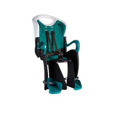 Детское велокресло BELLELLI Tiger Relax B-Fix на подседельную трубу, чёрно-белое, 01TGTRB0020TДетское велокресло<br>BELLELLI Сидение заднее Tiger Relax B-Fix чёрно-белое с голубой вставкой до 22 кг. на подсидельную трубу<br>Крепление-Relax<br>Материал-пластик<br>Совместимость-универсальная<br>Допустимая нагрузка-до 22 кг<br>Цвет-черно-белый/бирюзовая подкладка<br>ДополнительноУвеличив угол наклона кресла, Вы предотвратите болтание головы малыша из стороны в сторону и дадите ему спокойно выспаться в дороге.<br>