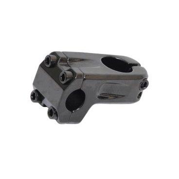 Вынос внешний IN-TEK BMX ITC-7230 нерегулирыемый 1 1/8 50/30мм д/руля 22,2мм, черный 6-157230Выносы<br>NEW, внешний, алюминиевый, нерегулируемый (0°), для руля ?22,2мм, вынос 50мм, черный<br>