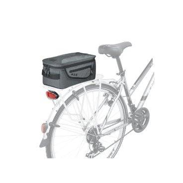 Сумка на багажник KELLYS SPASE CITY,объем: 10л, цвет серый.Велосумки<br>Сумка на багажник KELLYS  SPASE CITY.<br>объем: 10л.<br>цвет серый.<br>тип сумки: на багажник.<br><br><br>большое отделение<br><br>боковые карманы<br><br><br>ручка для переноски<br>наплечный ремень<br>