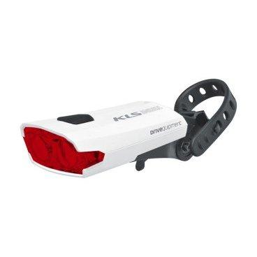 Фонарь KELLYS задний INDEX 016 2 диода, 3 режима, белый, индикатор заряда акк-ра, зарядка через USBФары и фонари для велосипеда<br>Фонарь KELLYS задний INDEX 016 2 диода, 3 режима, белый, индикатор заряда аккумуляторара, зарядка через USB.<br>Тип:Задний<br>Тип питания:Аккумулятор<br>Число режимов работы:3<br>Мощность фар:Для повседневной езды<br>